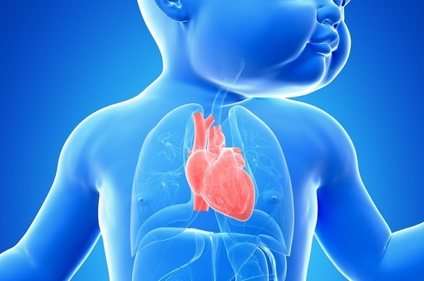 cardiopatías congénitas, enfermedad del corazón en bebés y niños, día mundial de la cardiopatía
